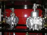 Distributeur d'essence (le double étalage de gicleurs-quatre manifestent-deux le compteur de débit)