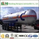 Semi Aanhangwagen van de Tanker van 59.71 Cbm LPG van ASME de Standaard