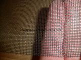 Rede de mosca da fibra de vidro 18*16/tela inseto da fibra de vidro