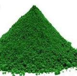 Fabrikant in Groen Oxyde 99% wordt gebruikt die van het Chromium van de Textiel en van het Metaal