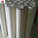 Sistema elevado da filtragem da carcaça de filtro do cartucho do fluxo