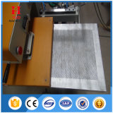Machine d'impression fonctionnante de sublimation de transfert thermique de double position