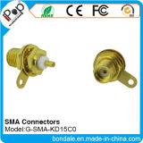 Conetor coaxial dos conetores SMA Kd15c0 para o conetor de SMA
