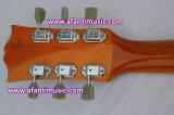 Corpo oco/furos sadios dobro de F/guitarra elétrica de Afanti (AES335-12)
