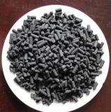 Charbon actif basé granulaire de charbon utilisé en produits chimiques d'industrie