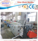 Machine écologique de WPC/machine effectuante composée en plastique en bois