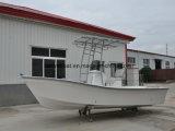 Liya 5.8m CER Bescheinigungpanga-Boot für die Fischerei des China-Fiberglas-Bootes