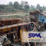 De alta calidad de la planta trituradora de piedra