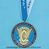 Kundenspezifische laufender Sport-fördernde Preis-Medaille (ele-medal-101)
