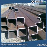 Pipe structurale de grand dos d'acier doux d'ERW