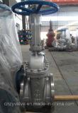 API служил фланцем запорная заслонка Class150 нержавеющей стали