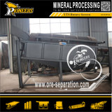 Gravity gold Ore Recovery Vibrating which-hung Machine therefore drum screen
