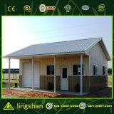 Casa prefabricada cómoda para vivir