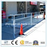 Barrera temporal del control de muchedumbre del tráfico peatonal de la cerca del metal de la seguridad
