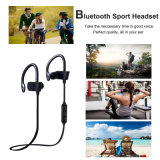 Neuer Bluetooth InOhr Kopfhörer mit Klipp in der schwarzen Farbe