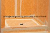 Het Waterdichte Membraan van het Blad van het polyethyleen voor de Vloeren van de Badkamers