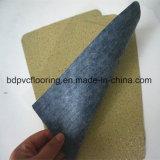 Plancher bon marché de PVC des prix 0.35mm avec non tissé en arrière