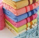 中国タオルの工場からの100%年の綿のホテルの浴室タオル