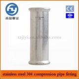 Installazioni della pressa dell'acciaio inossidabile che registrano accoppiamento