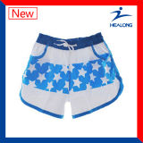 No MOQ Sports Wear Dye Sublimated Beach Shorts