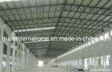 La costruzione prefabbricata della struttura d'acciaio dell'ampia luce/ha prefabbricato il magazzino d'acciaio