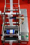 Semi автоматическая машина для прикрепления этикеток для круглых бутылок