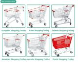 Americam Style 240L Supermercado Shopping Trolley Cart