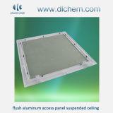 Люк 600*600 панели доступа потолка покрытия алюминиевой пыли