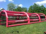 Grande gabbia di ovatta gonfiabile esterna con il formato ed il marchio personalizzati