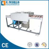 Machine automatique de lavage et de séchage en verre