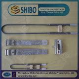 Tipo elemento do Manufactory U de China do calefator de Mosi2