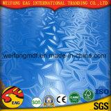 gelamineerde 2mm E0/E1/E2 UV/Acrylic//Melamine/Duidelijke Ruwe MDF