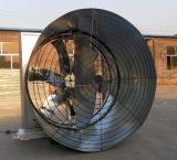 Extractor de Tpye del cono del ventilador de ventilación de presión de las aves de corral con Ce