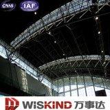 La struttura d'acciaio ha prefabbricato l'edilizia d'acciaio pre costruita chiara