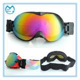 Lunettes de soleil sportives de ski de la lunetterie des femmes de emballage peu coûteuses