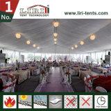 Aluminium en de Structuur van de Markttent van de Tent van pvc met Decoratie voor Verkoop