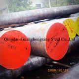 45mn, ASTM1046, Swrch45k, C45 laminado en caliente, barra de acero de carbón