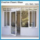 Colore/vetro Tempered libero per la costruzione per il vetro del portello