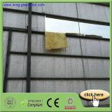 Laines centrifuges de fibre de verre utilisées en structure métallique avec du ce