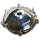 Tampas de câmara de visita sanitárias da viga mestre de Yab do aço inoxidável (ACE-RK-S1)