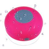 Mini altavoz impermeable sin hilos de Bluetooth de la succión para el uso del coche del cuarto de baño