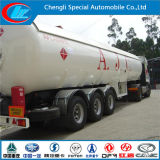 Asme Certificated 40000liters 2 Axle or 3 Alxle LPG Semi Trailer for Sale