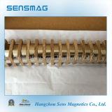 Мощный большой магнит Permanet NdFeB кольца для мотора, Clutche, соединяя