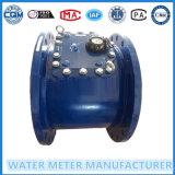 Tipo medidor de Dn50-Dn500 Woltmann do volume de água