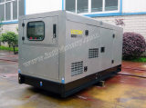 générateur 42.5kVA diesel silencieux avec l'engine 4100zd de Weifang avec des homologations de Ce/Soncap/CIQ