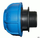 Hiqh qualité HDPE Pipe Fitting Coupe femelle pour l'irrigation