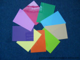 Fertigung steife Belüftung-Plastikblätter für bindenen Deckel