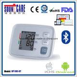 90의 기억 장치 Bluetooth 혈압 모니터 (BP80E-BT)