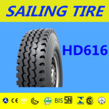 pneu de bus du camion 7.50r16-14 lourd, tout le pneu radial en acier