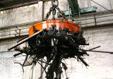 فولاذ خردة كهربائيّة مغنطيس مرفع يستعمل لأنّ مرفاع